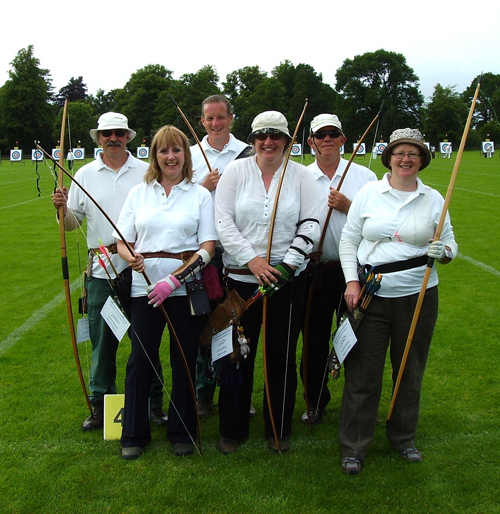 Archery GB National County Team Championship 2013