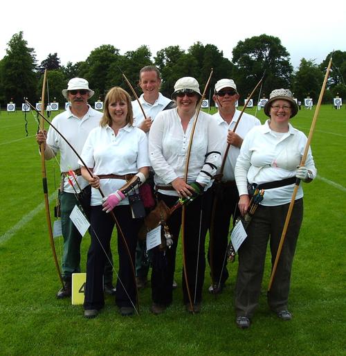 Archery GB National County Team Championship 2013