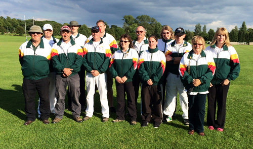 Archery GB County Team Championship 2014