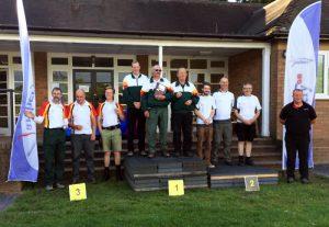 Archery GB County Team Championship 2014