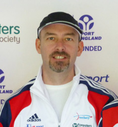 Mark Rudd – Representing Great Britain at the third leg of the Archery World Cup (10 – 15 June)