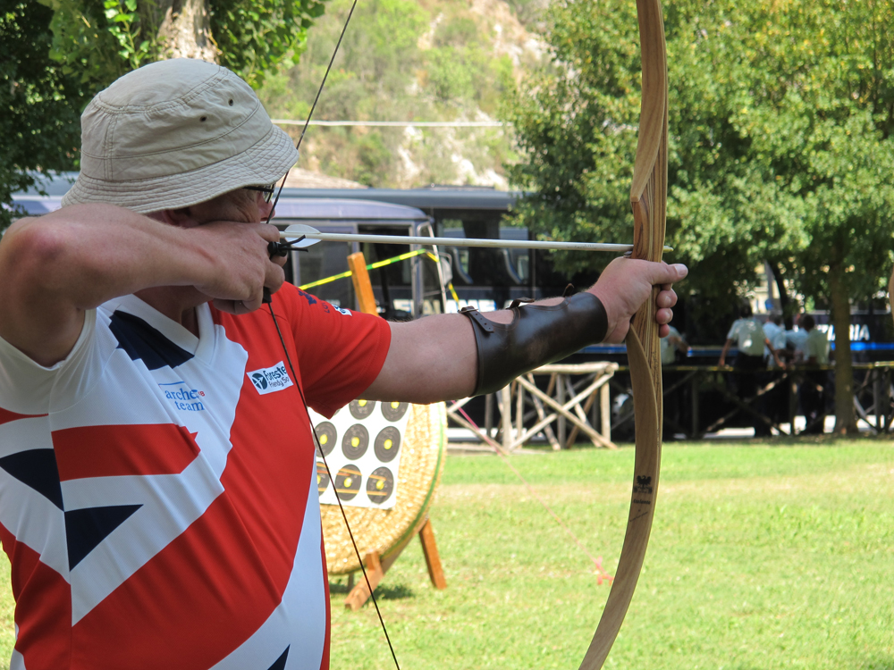 Report by Richard Powell – from Terni 2015 World Archery 3D Championships