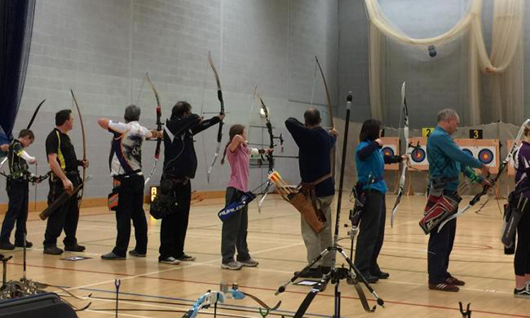 County shooters hit the target at Dorset & Wiltshire Archery Association Indoor Championships – 14th February 2019